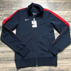 Nike Golf full zip sweater